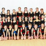 KHS pupils and future pupils performing at #Gymfest with the #KingussieGymnastics club. Special mention to Jill Brodie, Megan Short and Abbie MacLeod for the excellent choreography. Also thanks to ex-pupil Shannon McWhirter.