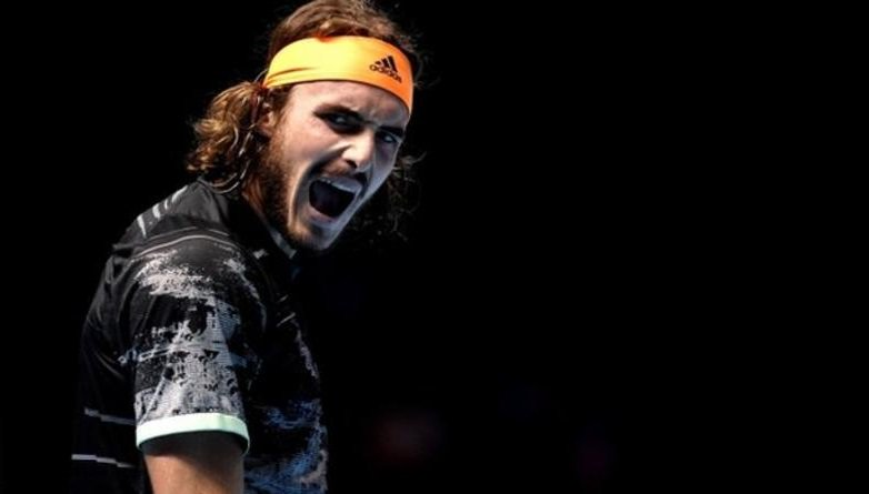 SENSATIONAL STEFANOS! 🙌Stefanos Tsitsipas has become the youngest winner of the ATP Finals in 18 years!Full story: https://bbc.in/32QVb0h