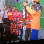 During the season, I've had a few questions asking when @McLarenF1 would be back on the podium? I'd say Brazil, eventually :)) Congrats @Carlossainz55 enjoy your celebrations