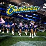Image for the Tweet beginning: ✨ The Parramatta Eels Cheerleaders