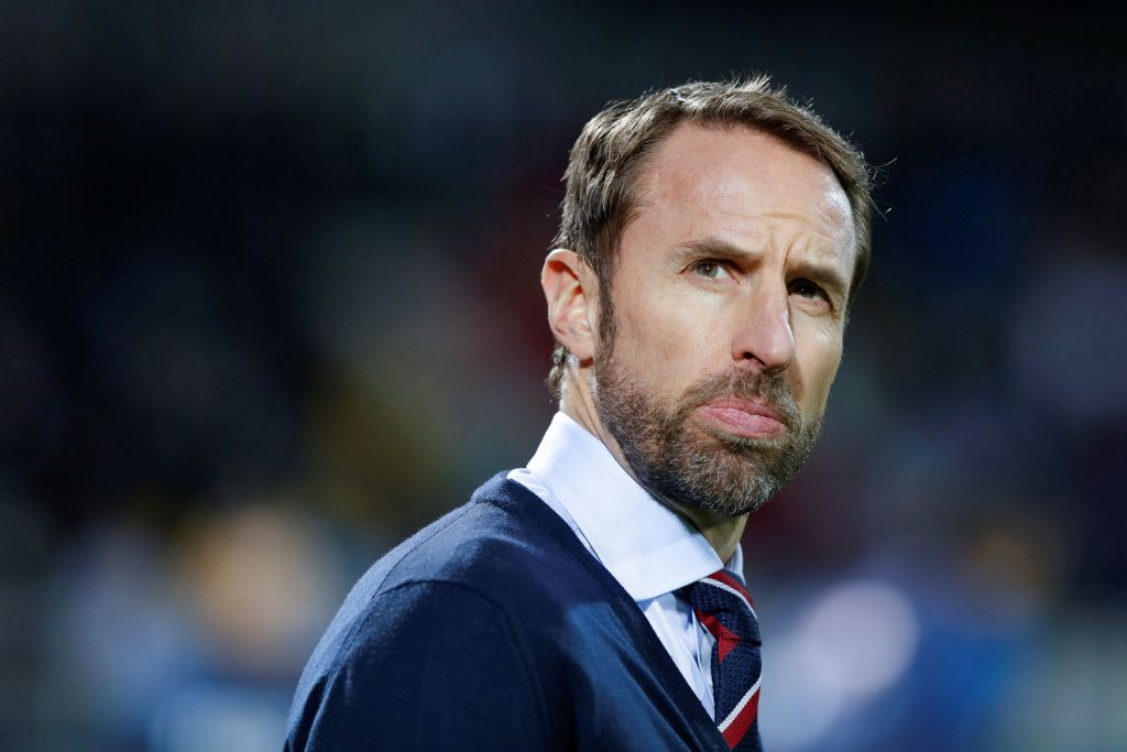 """England manager Gareth Southgate says any team facing his side at Euro 2020 will be in for """"a tough game.""""Watch: https://bbc.in/33U7tGA"""