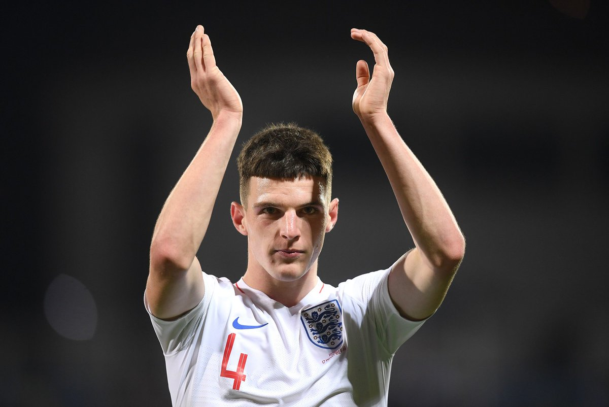"Roy Keane on Declan Rice: Where does he need to improve, where do you want me to start? His positional play I don't think is consistent enough, he doesn't stay with runners, he's sloppy in possession. I can go on."" 😬😬😬"