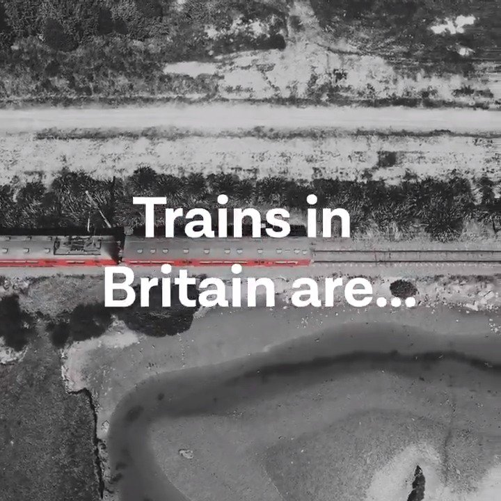 It's time to bring Britain's railways into the 21st century