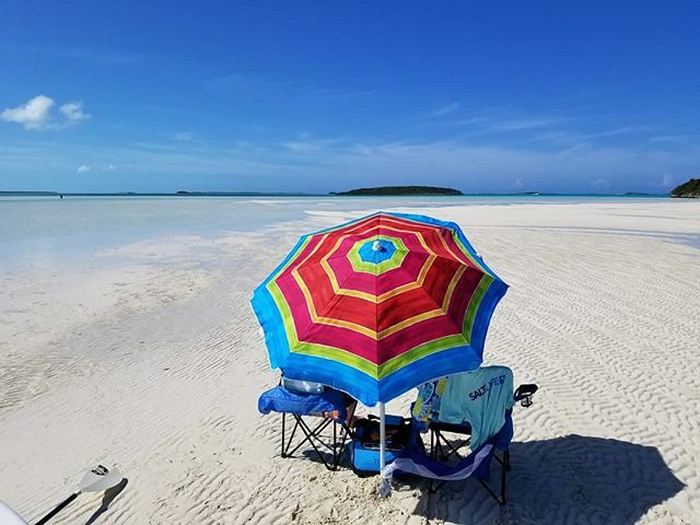 .I'm not leaving...... 😮😮.@canuckpalms #stayhere http://www.canuckpalms.com.....#exuma #caribbean #wander #bahamas #beach #globetrotter #bestbeach #fishing #boat #exumadream #relax #travel #travelphotography #travelblogger #travelling #exumapigs #vacation #honeymoon …