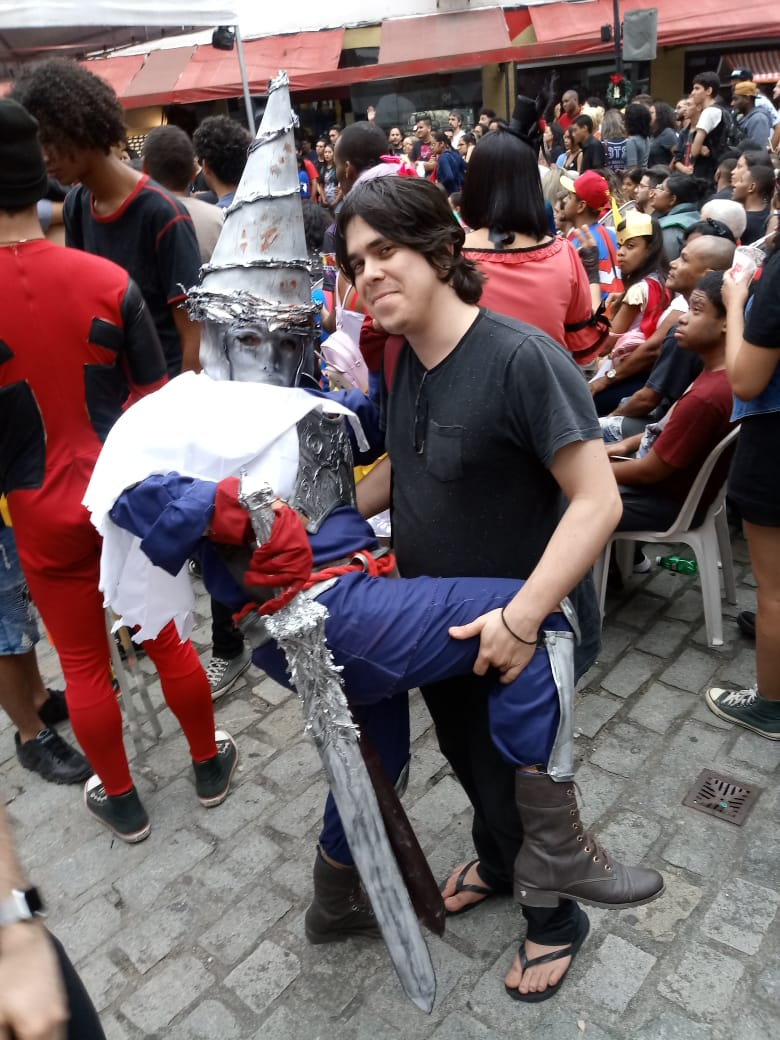 huuu delicious   Oh god!!! This is my cosplay from game #Blasphemous   SO HAPPY!!! <br>http://pic.twitter.com/PoDWko9BOJ