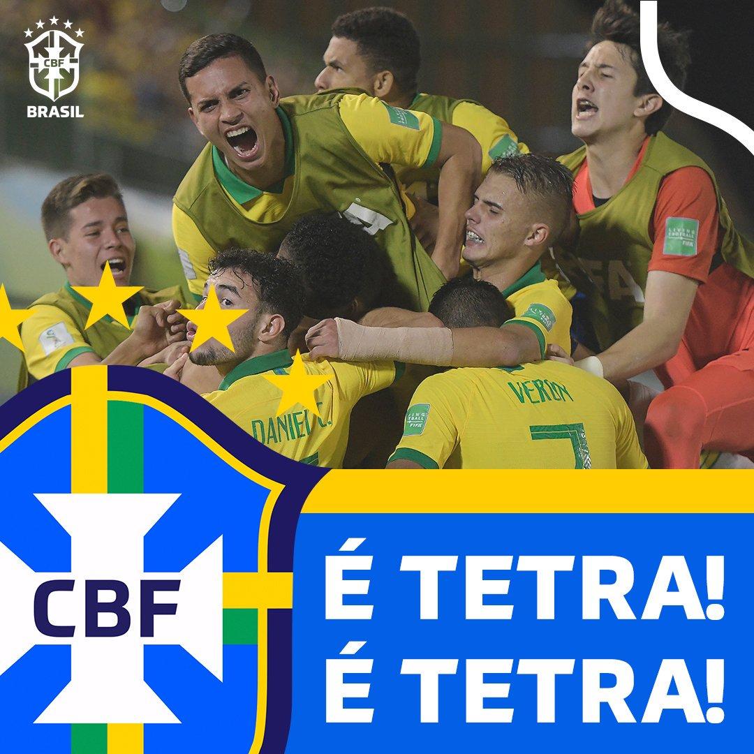 @CBF_Futebol's photo on #braxmex