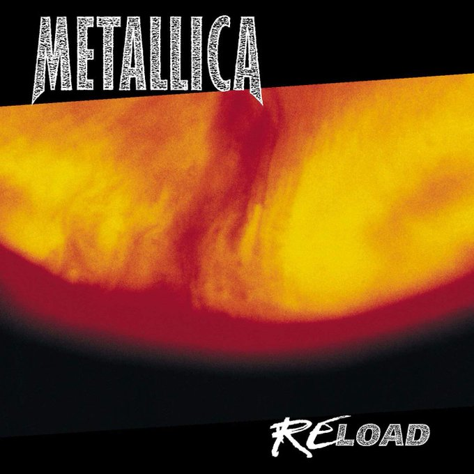 Fuel from ReLoad by Metallica  22nd Anniversary and Happy Birthday, Kirk Hammett