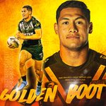 Image for the Tweet beginning: Congratulations captain Roger Tuivasa-Sheck on