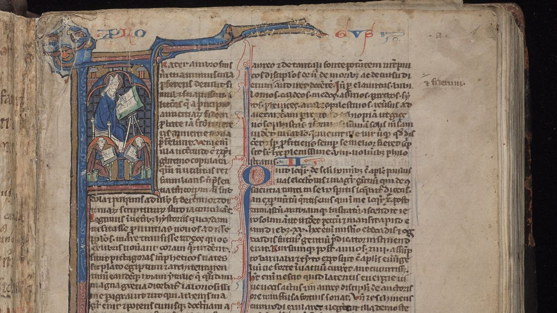 Bible, between 1290 and 1300 Complete work digitized; MORE:
