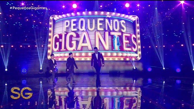 #PequeñosGigantes Foto