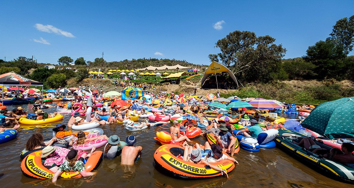 .@UpThe_Creek is gearing up for a milestone 30 year reunion at the Breede river in February 2020. Check out all the deets here: bit.ly/37epJwl