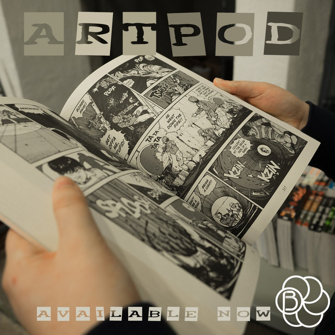 Did you miss ArtPod this weekend ?Tune In for an interview with Warren RysdorfA Cartoonist, Comic Book artist ,  game designer and illustrator. Available now on all major platforms #BlendedPodcasts #ArtPod