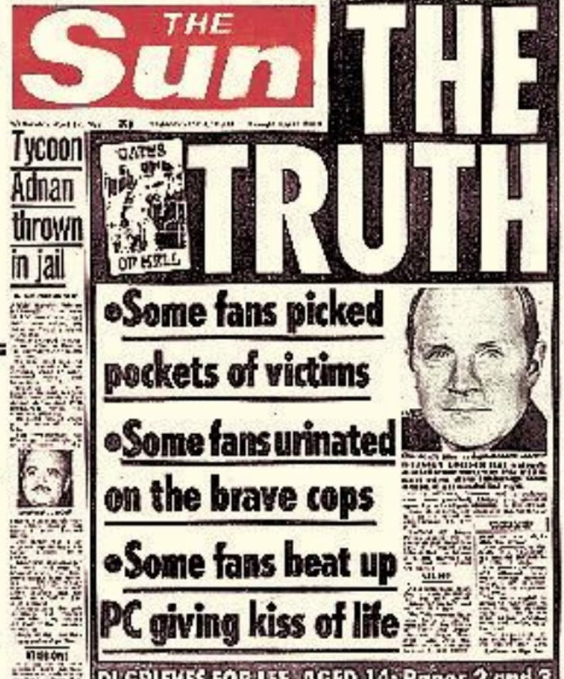 @GMB #dontbuythesun #sunat50 don't give time to that rag! #neverforgettheylied #jft96 #lfc #neverforget
