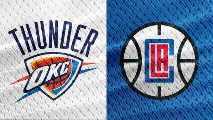 【NBA直播】2019.11.19 11:30-雷霆VS快艇 Oklahoma City Thunder VS Los Angeles Clippers Links