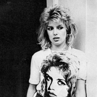 Happy birthday Kim Wilde!