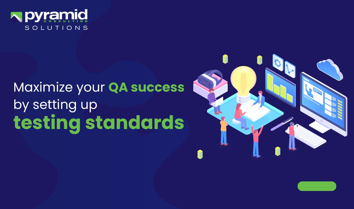 Setting up testing standards are imperative aspects of the validation process in #softwaretesting. Have a look at these key elements and if any one of these is missing, your test effort will most likely fall far short of what you could otherwise achieve.  http:// bit.ly/2OqaGHm    <br>http://pic.twitter.com/8PNPlkhDfi