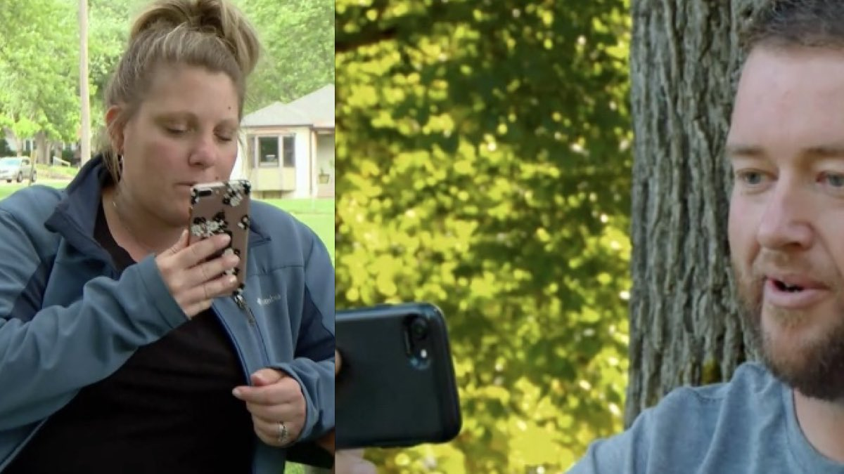 How smart phones actually make me dumber. (As I use mine to make a meme and post it here, while watching these two.)  #90dayfiance #90dayfiancebeforethe90days <br>http://pic.twitter.com/fIHI5SwThK