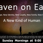 Image for the Tweet beginning: HEAVEN ON EARTH Podcast For Class