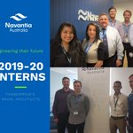 We welcomed today 4 naval architecture students from @AMCTasmania for a 12 week internship gaining practice experience in naval sustainment programs at @Navantia_AU Sydney and Melbourne offices. #defenceindustry #Engineering #Careers #capability #AusNavy