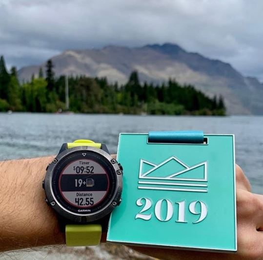 Congratulations to everyone who took on the Queenstown Marathon. Conditions looked pretty rough but surely the views were still breathtaking..?!  sim_theblindrunningguy  #garmin #garminau #beatyesterday #running #marathon #fitness #wellness #queenstown #queenstownmarathon pic.twitter.com/OC5MZ3tnBL