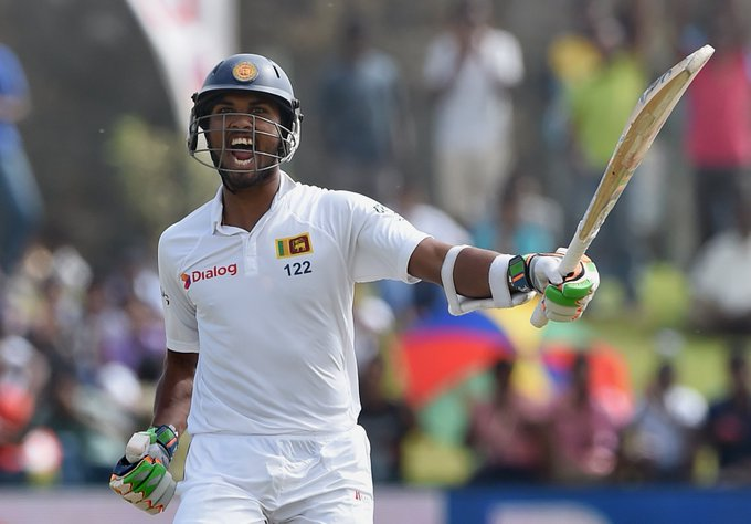 Here\s wishing Dinesh Chandimal a happy 30th birthday    Remember his match-winning hundred against India at Galle?