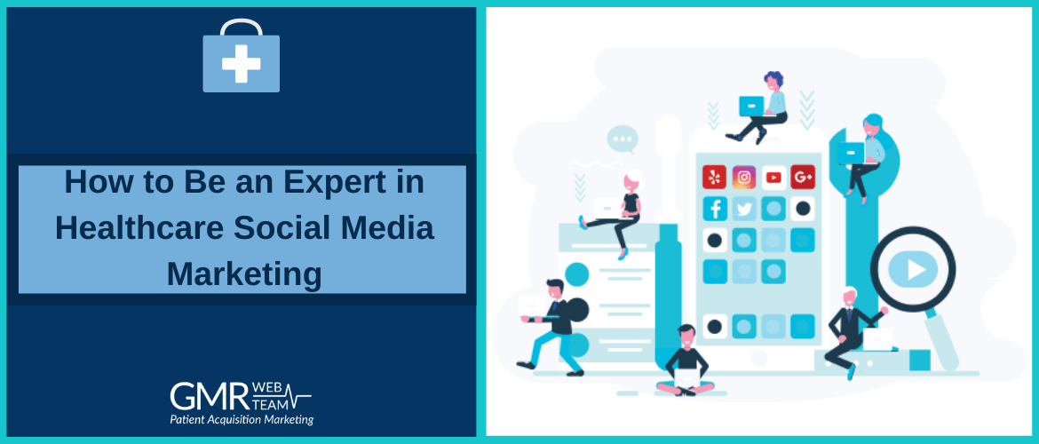 How to Be an Expert in Healthcare Social Media Marketing https://gmrwebteam.com/blog/how-be-expert-health-care-social-media-marketing … #Healthcare #Marketing #SocialMedia #socialmediamarketing via @GMRWebTeam