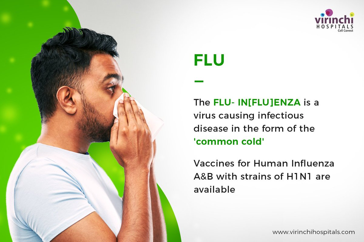 All about the FluBook Now :-https://bit.ly/2KxD9d8 #virinchi #virinchihospitals #flu #infection #fluseason #healthy #healthcare #healthtips #virus #fluvirus #cold #flusymptoms #influenza #symptoms  #besthospitalsinhyderabad #viralfever #multispecialityhospitalsinhyderabad