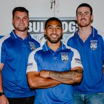 Image for the Tweet beginning: 💙 Welcome to the family.  #proudtobeabulldog