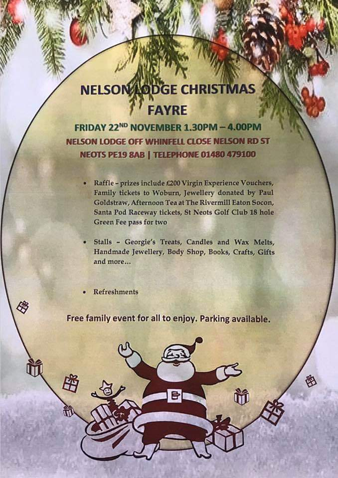 Nelson Lodge Twitter post