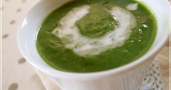 旬の味を楽しむ♪「ほうれん草スープ」の味バリエ4選:…