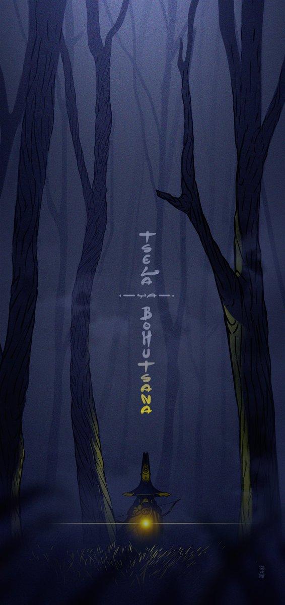 Bohutsana_01 Another series I plan on making. #conceptart #sequentialart #comics #manga #storytelling #digitalpainting #digitalart #drawing #folklore #characterart #fantasyart #illustration #fog<br>http://pic.twitter.com/wULwdaliYx