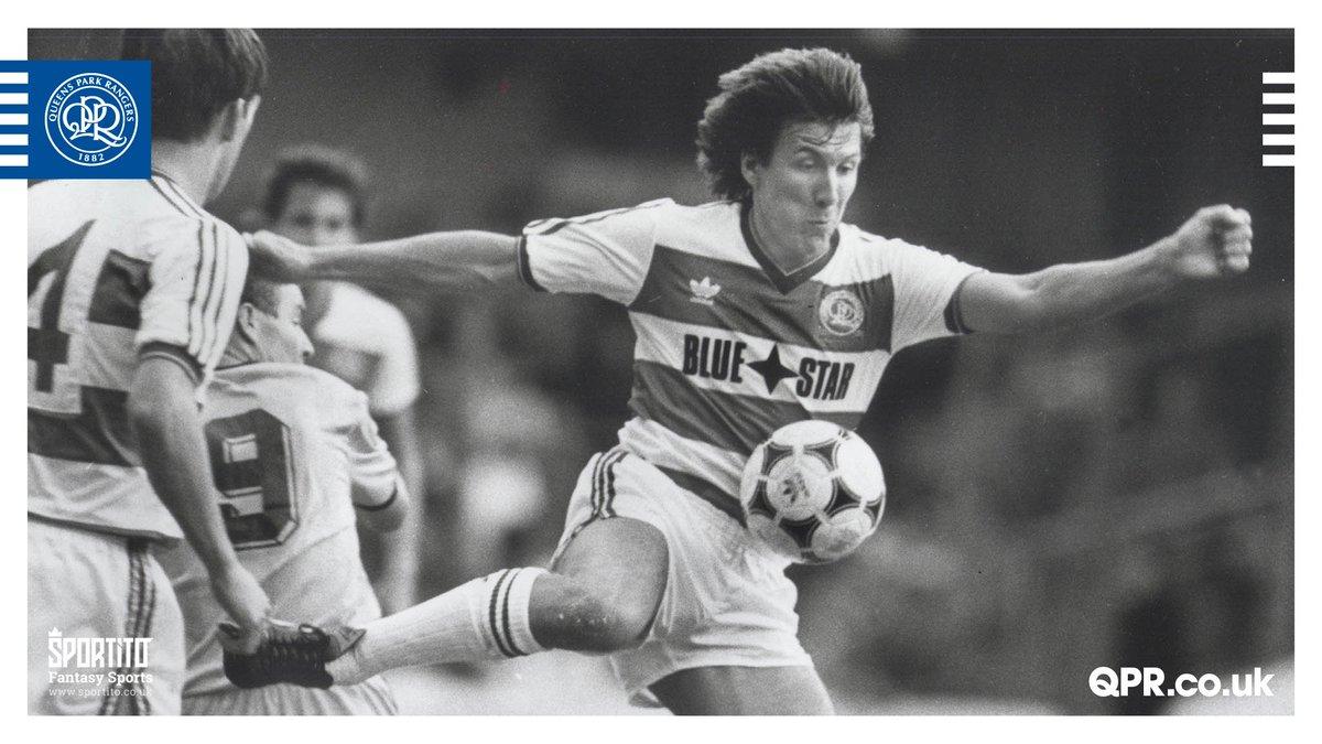 7️⃣ goals 8️⃣ years 2️⃣1️⃣5️⃣ games  Happy Birthday to #QPR legend Warren Neill!