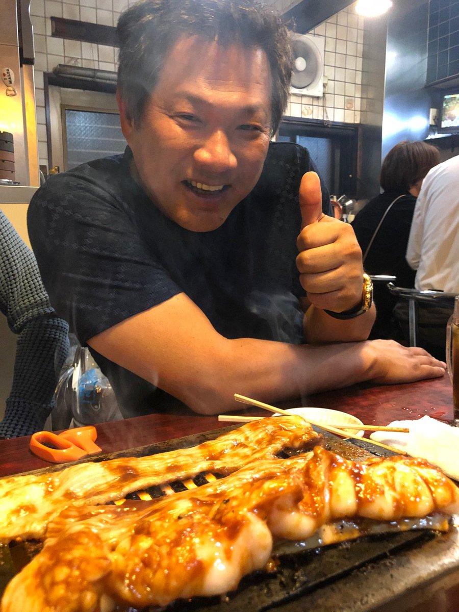 焼肉食べに名古屋まで ー アメブロを更新しました#脇阪寿一#山﨑武司