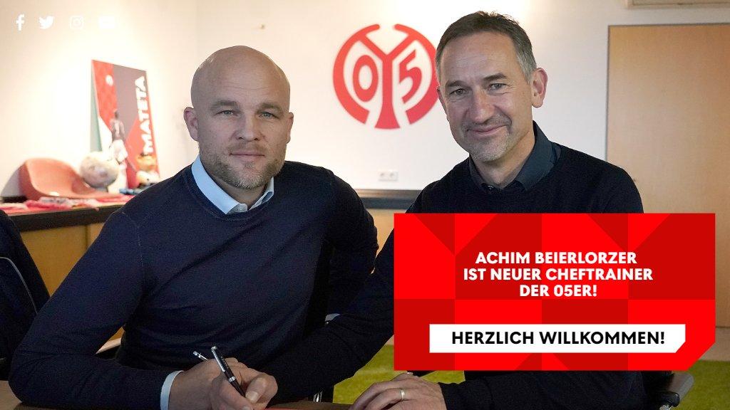 Mayence : Achim Beierlorzer désigné nouveau coach (Officiel)