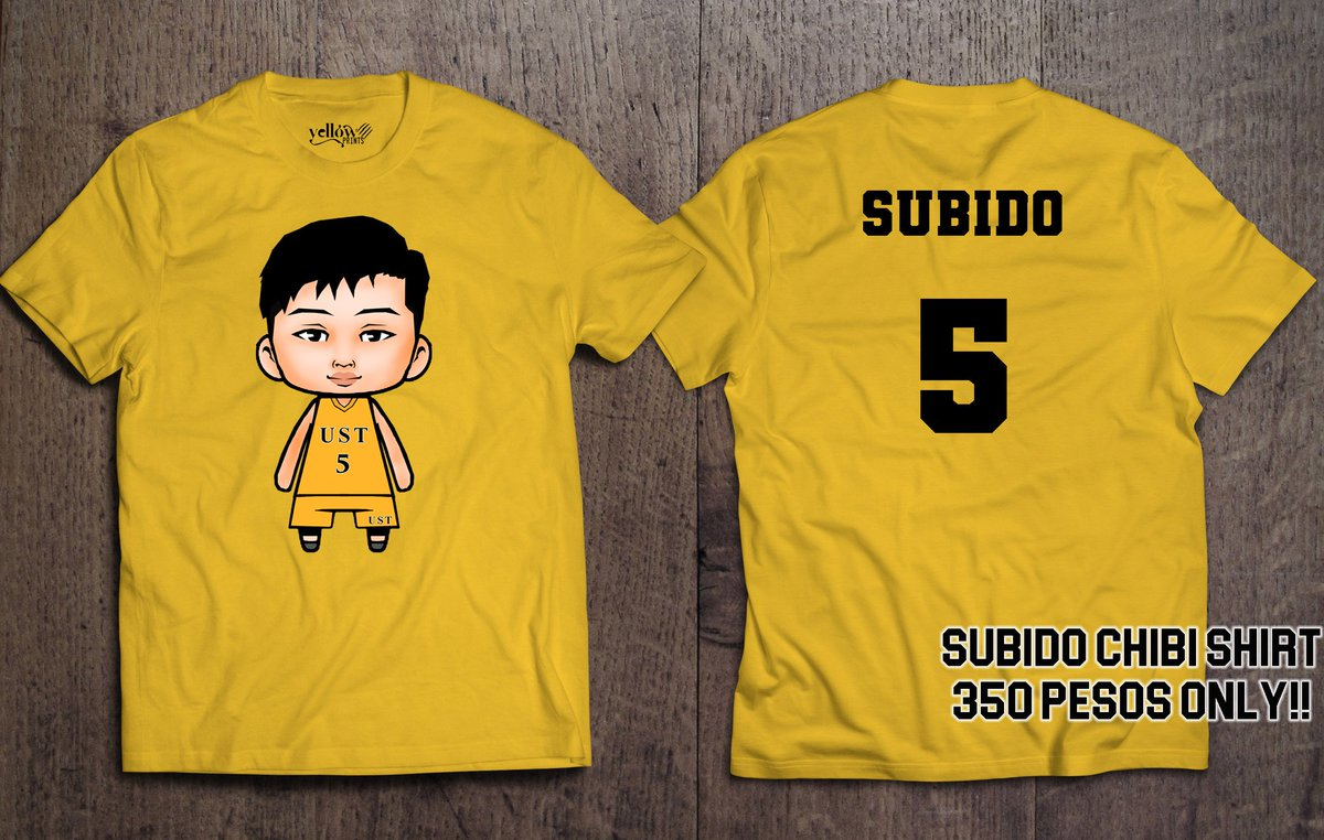Support @renzosubido with this chibi shirt! Grab yours now for only 350 php!  https://www. instagram.com/p/B5AcD2HDGll/ ?igshid=1s0dhvi05hmgm  … <br>http://pic.twitter.com/UsmfZ7ow8I