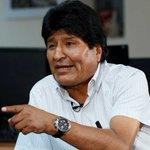 "Image for the Tweet beginning: Evo Morales: ""No me perdonan"