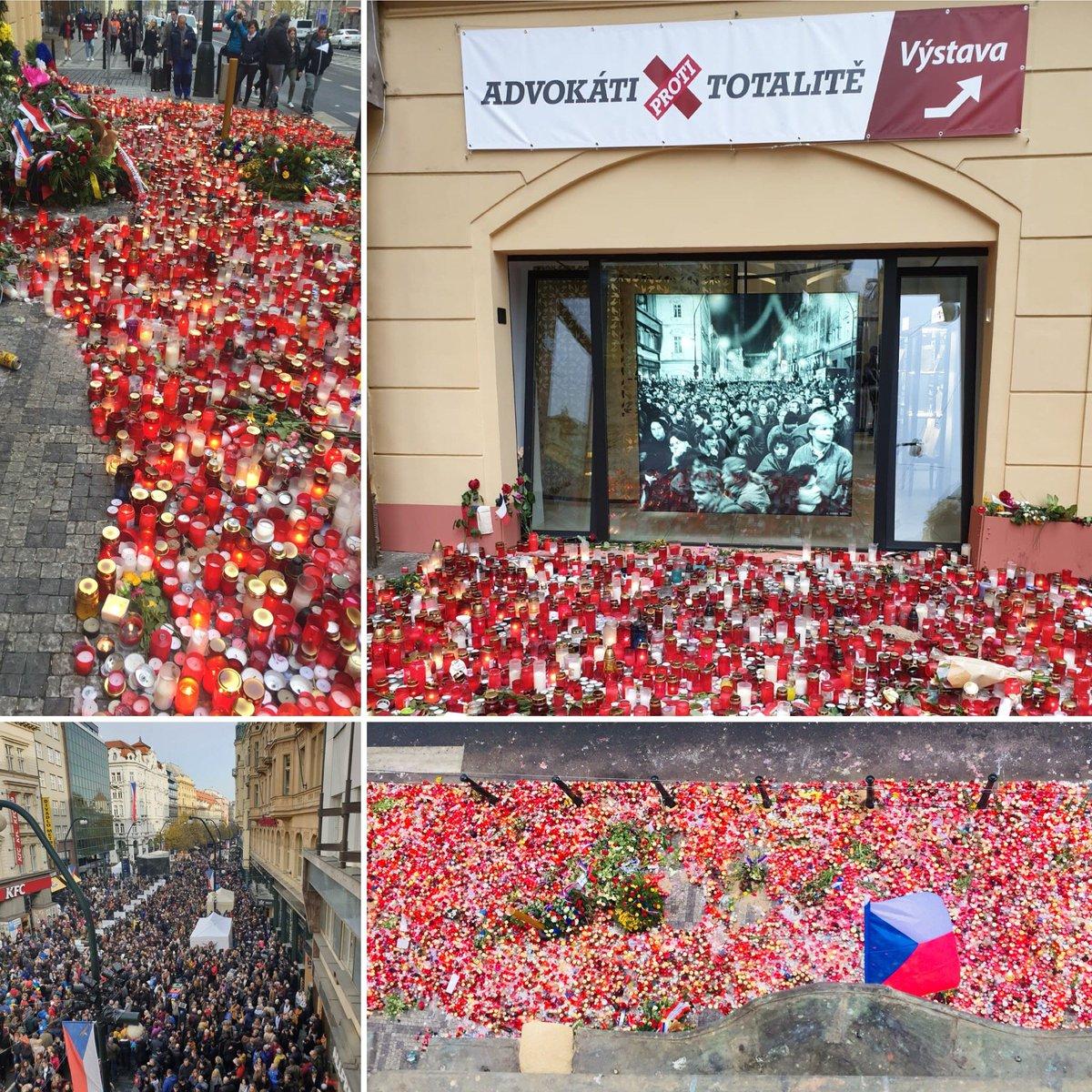 test Twitter Media - Sídlo @CAK_cz dnes po sedmé hodině ráno. Děkujeme všem, kteří se zúčastnili oslav #30letsvobody u památníku #17listopadu. Děkujeme i těm, kdo se zastavili na výstavě #Advokatiprotitotalite, nadále je otevřeno ve všední dny od 8 - 17 hod, o víkendu od 10 - 17 hodin. https://t.co/nvsqJTNp9R