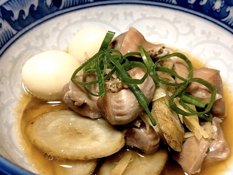 今日の晩ご飯砂肝とごぼう の生姜煮煮沸騰させずに時間をかけてゆっくり煮込むと、砂肝が硬くなりません。Today's dinnerJapanese foodJapanese cuisine#お家ごはん #ククれぽ砂肝の下処理はこちらを参考にしています。