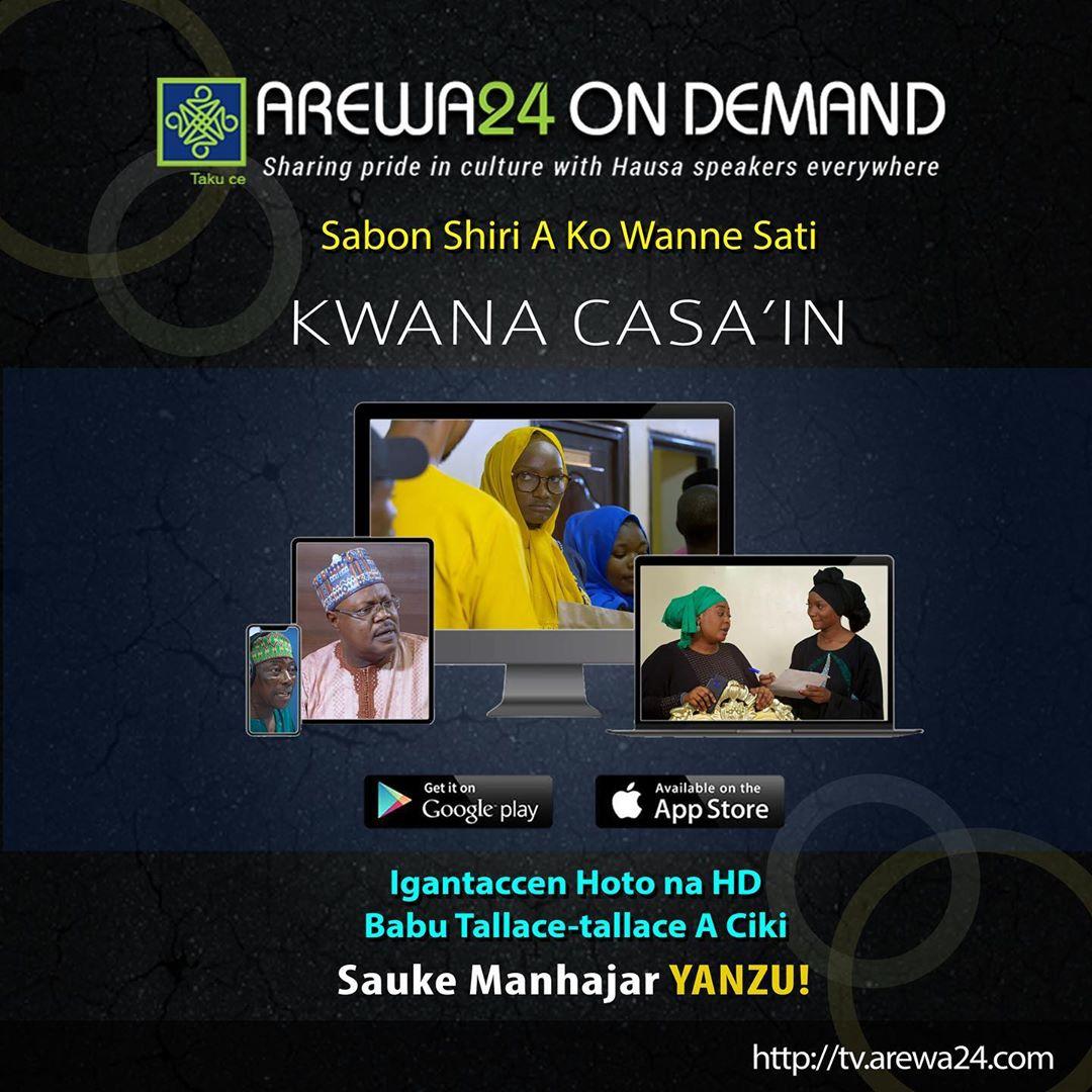 arewa24-hashtag på Twitter