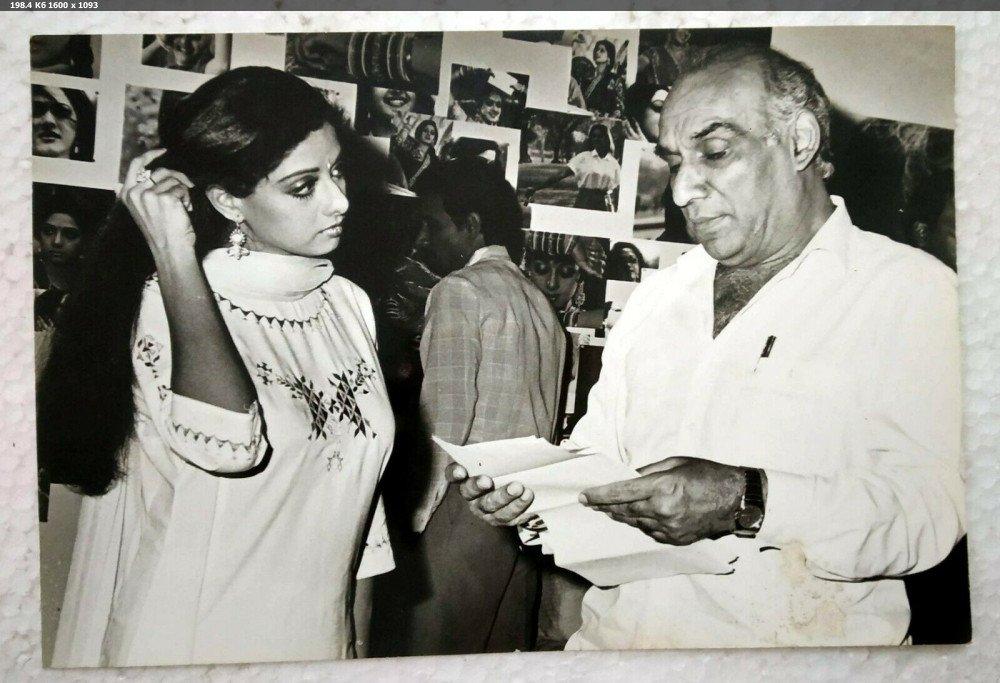#Sridevi #YashChopra #Chandni
