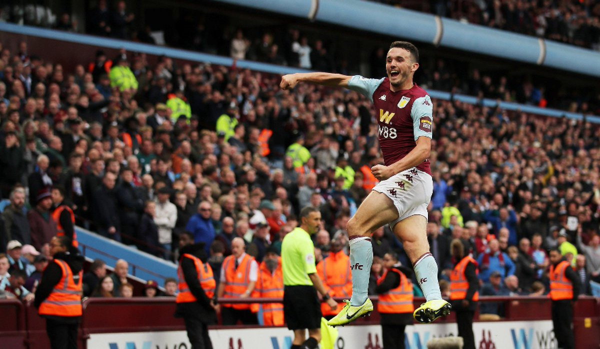 From Wee McGinn to Super John - the making of the Aston Villa star and how he defied fears hed never make it #avfc | @LiamBryce_ bit.ly/2Qp9lDs