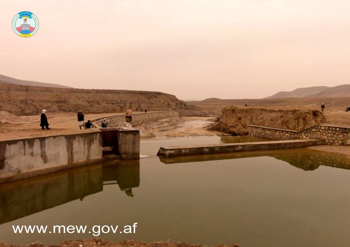 The Project Coordination Unit and IRDP projects of the Ministry of Energy and Water have implemented a total of 12 large and medium-scale projects(10 canal reconstructions and 2 coast consolidation) in the province of Sarpul.  Click the link for more info https://www.facebook.com/MEW.AF/posts/2461128950671137…