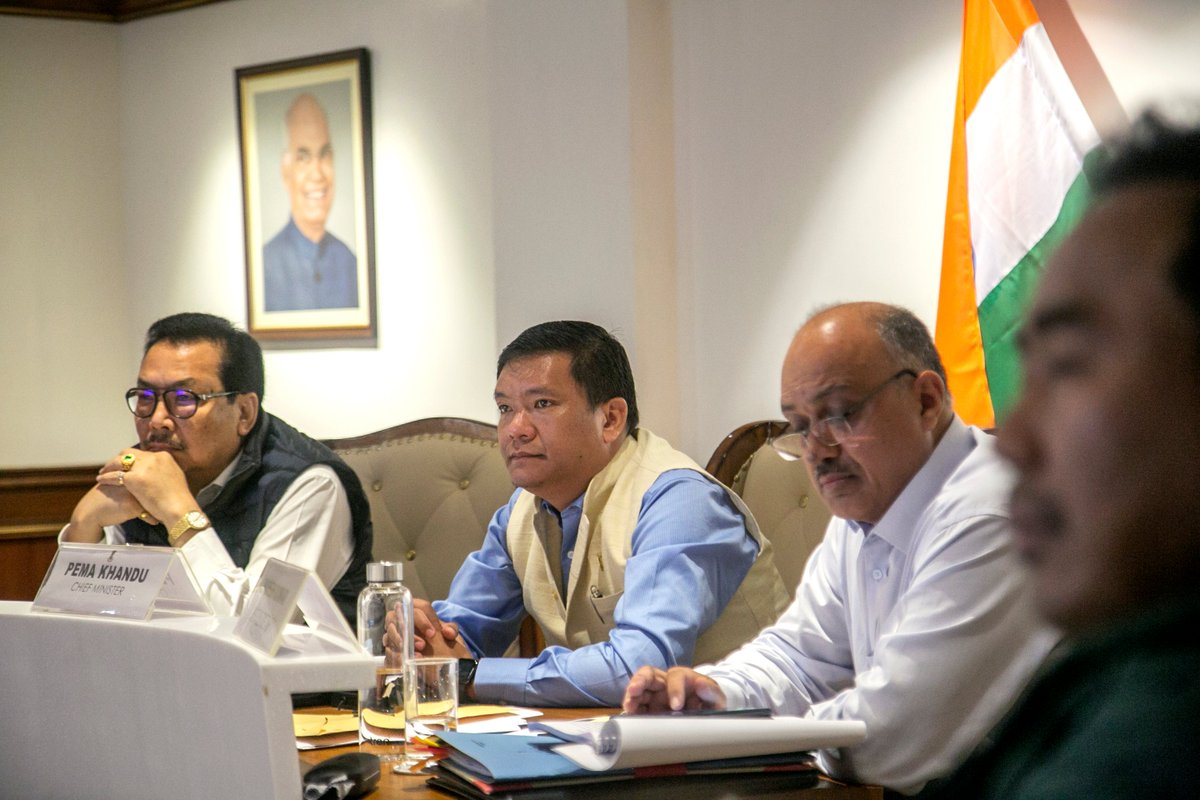 For faster and effective decision making. Chaired the regular monthly cabinet sitting today where important decisions related to government policy and development issues were deliberated.