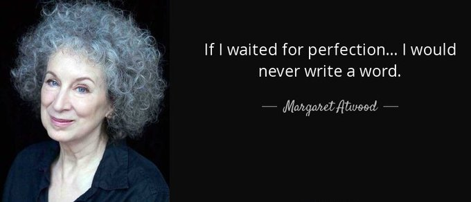 Happy Birthday to author Margaret Atwood!