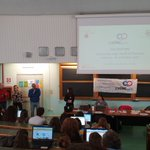 """Image for the Tweet beginning: """"Vedere le nuove #codingirls andare"""