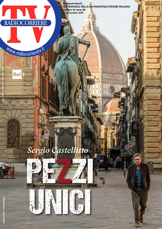 #PezziUnici