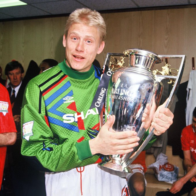 Happy birthday peter Schmeichel the best goali of all time, Legend