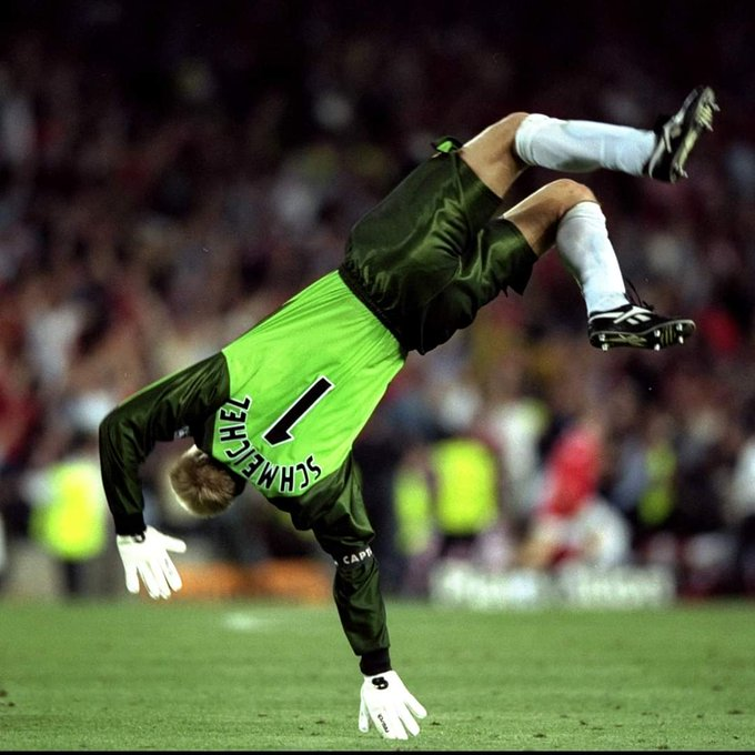 Happy birthday to Peter Schmeichel... The Premier League\s greatest ever goalkeeper?