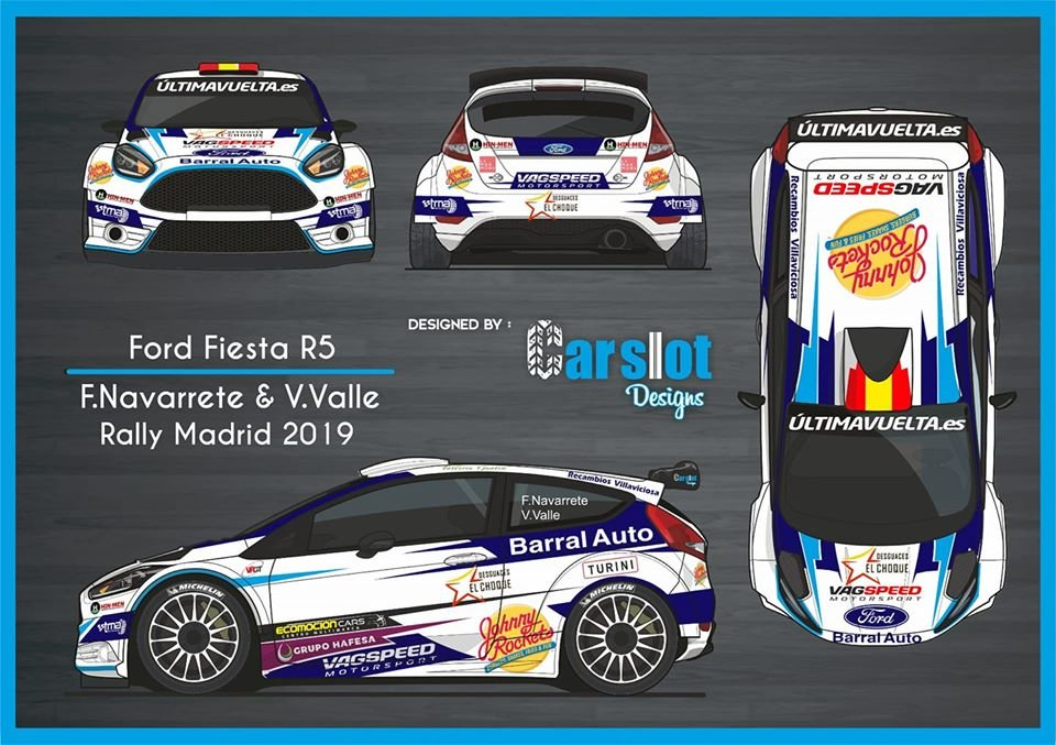 CERA: 10º Rallye Comunidad de Madrid - RACE [22-23 Noviembre] EJpq-0nXYAEbc99?format=jpg&name=medium