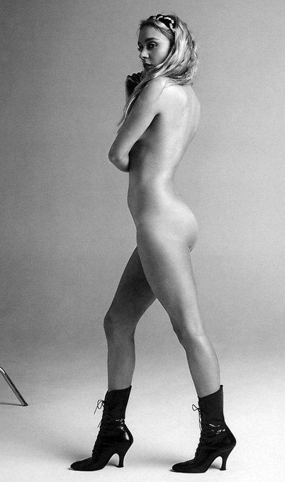 Happy Birthday to Chloë Sevigny who turns 45 today!  Pictured here in her birthday suit.